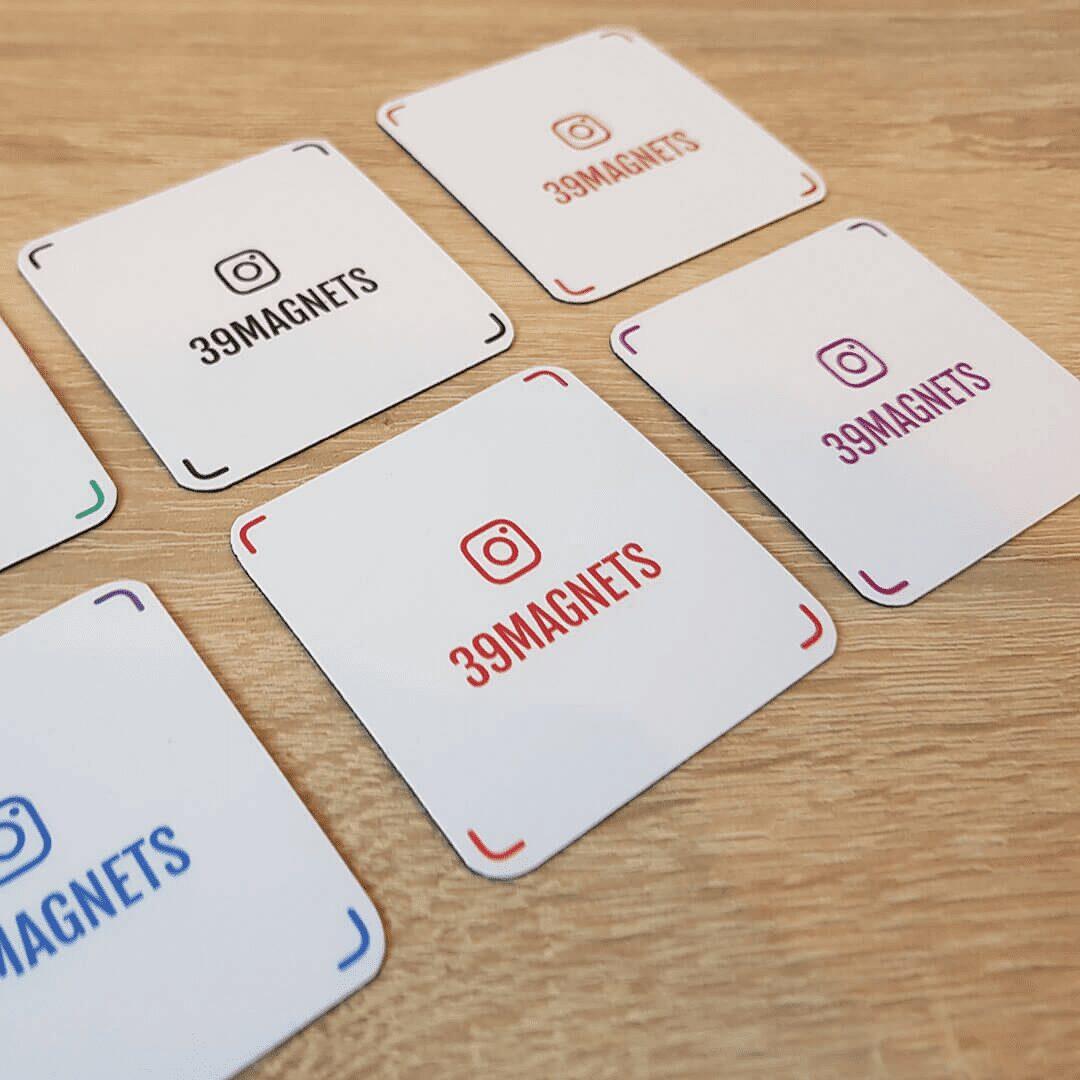 Инста-визитки