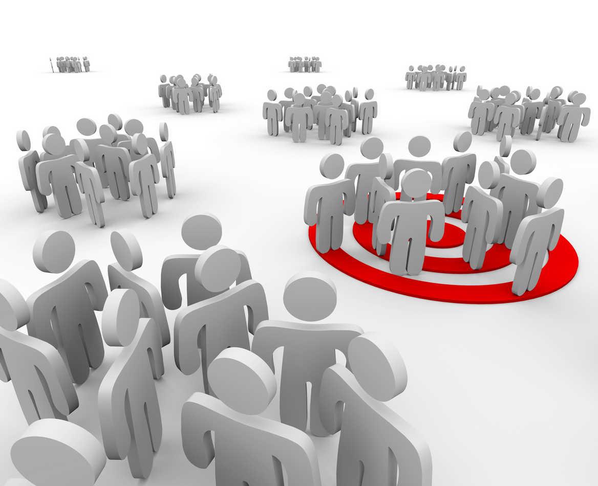Поиск целевой аудитории офлайн