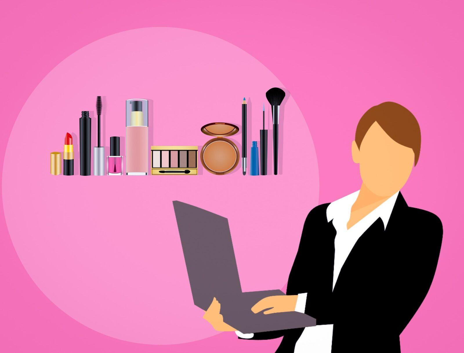 Как продавать косметологу