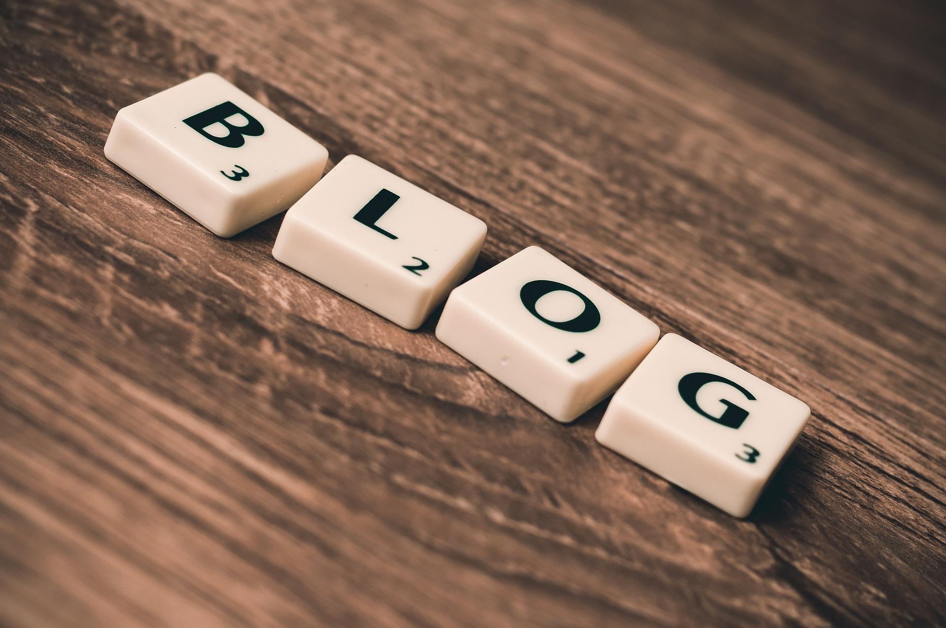 Как начать развивать блог на сайте